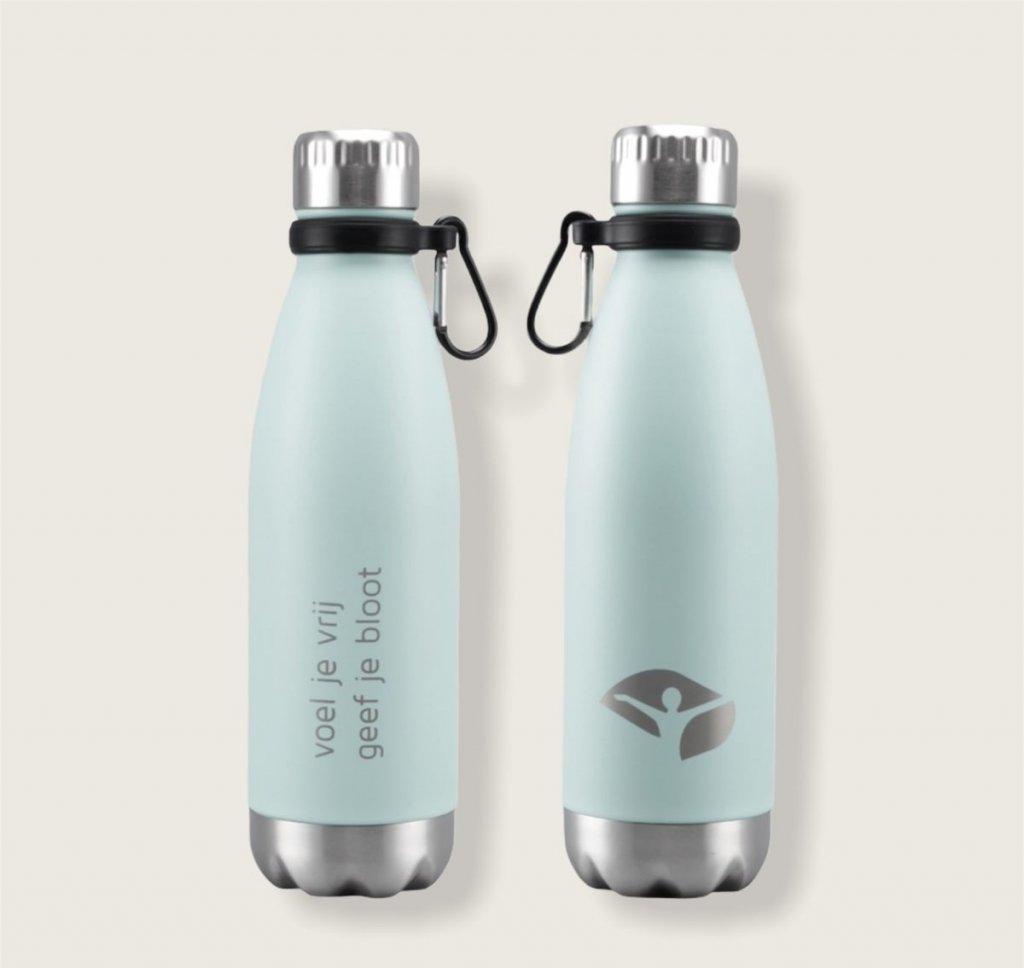 Nieuw jubileumproduct: Nudie thermosfles!