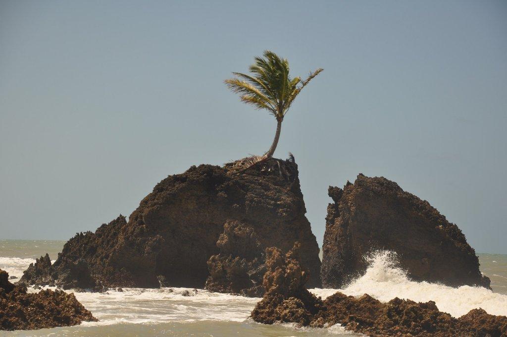 Naaktstrand Praia de Tambaba