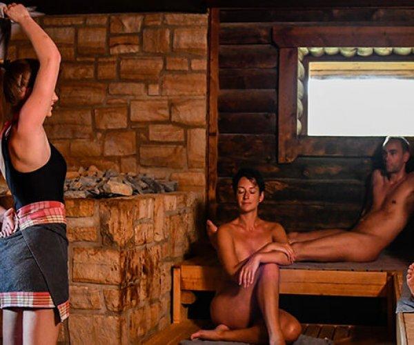 Sauna Centre du Lac BlootKompas!